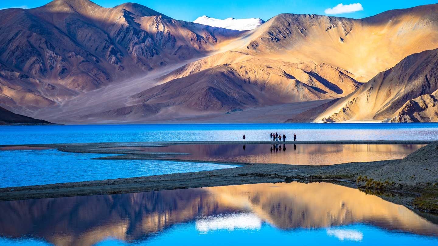 Shryansy's LADAKH:Top of the world trail